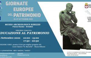 """Le Giornate del Patrimonio al Museo """"F.Ribezzo"""""""