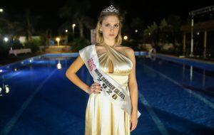 Martina Carbone è Miss Summer Salento 2020