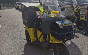 Poste Italiane: arrivano 40 mezzi ecologici in Provincia di Brindisi
