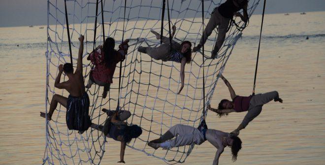 Venerdì 4 settembre lo spettacolo della danza aerea sul lungomare di Brindisi