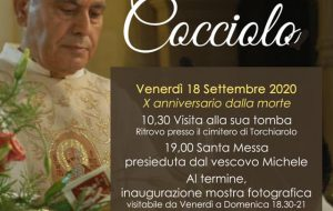 San Pietro Vernotico ricorda Don Pietro Cocciolo a 10 anni dalla morte