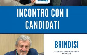 Domani Michele Emiliano a Brindisi presenta i candidati delle sue liste