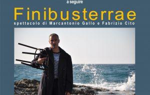 """Martedì 8 a Mesagne """"Finibusterrae"""" di Marcantonio Gallo e Fabrizio Cito"""