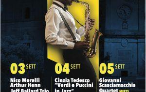 Al via la settima edizione di Francavilla è Jazz