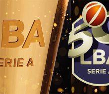 LBA, 20^ giornata: sabato alle 20.30 c'è Brindisi-Trieste