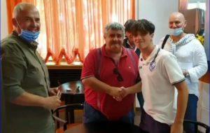 Brindisi FC: tesserati Botta e Miruku