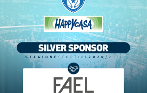 FAEL Security Srl nuovo Silver Sponsor della Happy Casa Brindisi