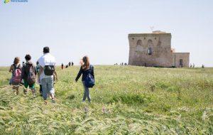 """Verso la """"Via Verde"""": trekking day dalla cripta di San Biagio a Torre Guaceto"""