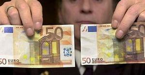 Al mercato con due banconote false da 50 euro: denunciato