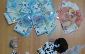 Beccati con cocaina e marijuana: due uomini nei guai a Torchiarolo