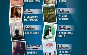 Al Cinema Teatro Impero l'autunno d'autore in una rassegna