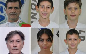 """Gli atleti della """"Pennetta Rosa"""" conquistano tre medaglie alla Cup Teheran"""