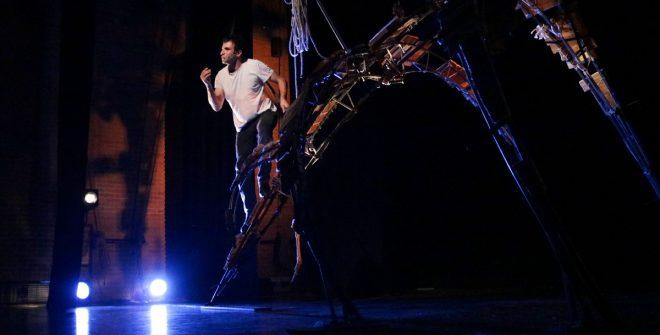 Moby Dick: sabato 17 si torna in scena al Nuovo Teatro Verdi di Brindisi