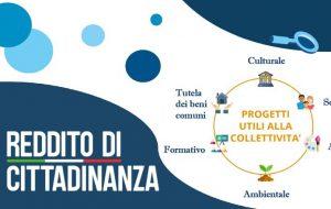 Il Comune di Brindisi approva i Progetti di utilità collettiva: ecco come saranno utilizzati i percettori del reddito di cittadinanza
