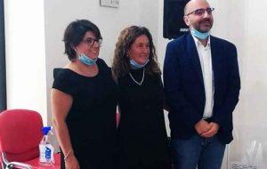 Rosa Maffei eletta Segretaria generale della Fisac-CGIL di Brindisi