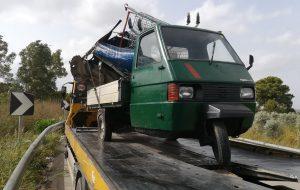 Lotta senza quartiere alla gestione illecita di rottami e rifiuti speciali