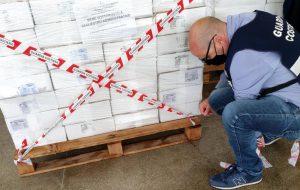 La Guardia Costiera sequestra a Brindisi mezza tonnellata di prodotti ittici