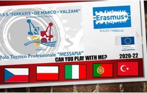 Polo Messapia: al via il progetto Erasmus Plus