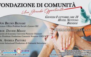 Don Mimmo Roma promuove a Brindisi la prima Fondazione di Comunità