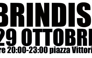 Giovedì 29 riunione in Piazza della Vittoria: il comunicato dell'organizzazione