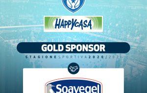 Happy Casa Brindisi rinnova la partnership con Soavegel