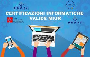 Ripartono le Certificazioni Informatiche al Tecnico Economico di Mesagne