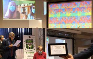 """Il Liceo Artistico 'Simone' di Brindisi riceve il Premio """"Cittadini consapevoli e attivi per il paesaggio e l'ambiente"""" per un'opera di Scenografia"""