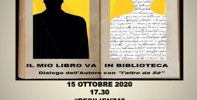 """Il mio libro va in Biblioteca: giovedì 15 Ada Corsa presenta """"Resilienza"""" al Mapri"""