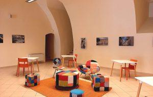 Da lunedì 26 ottobre sarà attiva l'aula studio di Castello Imperiali