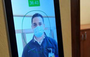 Addio termometro a mano : all'Asl Brindisi entra la telecamera termometrica