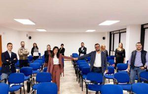 Barbara d'Ambrosio è la nuova Presidente dell'Unione Giovani Dottori Commercialisti ed Esperti Contabili di Brindisi