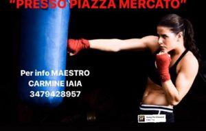 La Boxe Iaia per le donne: domenica 29 allenamento gratuito di Difesa Personale in Piazza Mercato