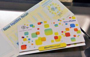 Poste Italiane: oltre 536mila Buoni Fruttiferi e Libretti Postali in Provincia di Brindisi