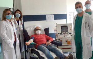 Plasma dei guariti, una nuova donazione al Perrino