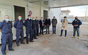 Covid: primi pazienti ricoverati all'Ospedale di Ostuni, attivo il secondo drive in a Fasano, completata l'installazione di quello di San Pietro Vernotico