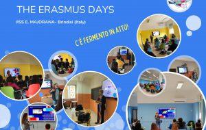 """L'I.I.S.S. """"E. Majorana"""" di Brindisi in Europa con Erasmus"""