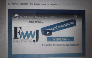 Partita la 5^ edizione del Forum of Mediterranean Women Journalists