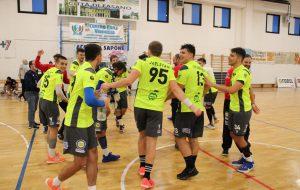 Pallamano: Santarelli Cingoli – Acqua & Sapone Junior Fasano=24-25