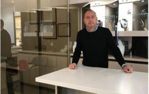 Fabrizio Cisternino è il nuovo presidente di Federpreziosi ConfCommercio Brindisi