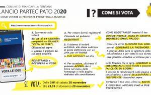 Francavilla partecipa: al via la fase conclusiva del Bilancio Partecipato