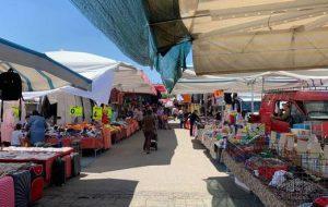 Mercato di Sant'Elia: Polizia Locale, Protezione Civile e Vigilantes Privati per garantire la massima sicurezza
