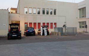 Polizia Locale di Mesagne, riprende la sanificazione di mezzi e ambienti