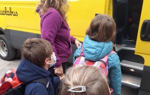 """Scuolabus per il """"tempo pieno"""" a Pozzo Faceto e Speziale"""