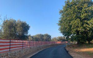 San Michele: completato il rifacimento delle prime strade extraurbane