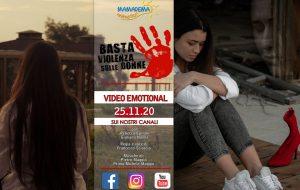 Giornata Contro la Violenza sulle Donne: Video Emotional di Mamadema
