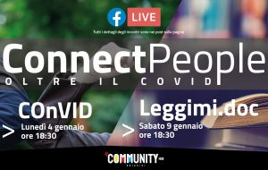 Community HUB Brindisi: ConnectPeople parte con due incontri online!