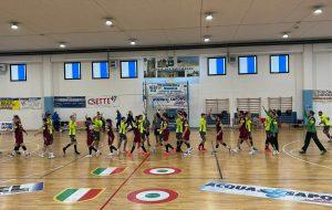 Serie A Pallamano: Acqua & Sapone Junior Fasano – Cassano Magnago=23-20