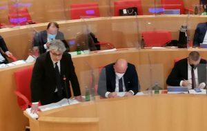 Sanità, rigenerazione urbana, associazionismo sportivo primi emendamenti di Caroli (FdI) in Consiglio regionale