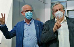 """Vaccini Day, Emiliano e Lopalco: """"domani giornata di svolta nella lotta alla pandemia"""""""