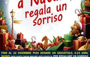 A Natale regala un sorriso: iniziativa di solidarietà di Fratelli d'Italia San Vito